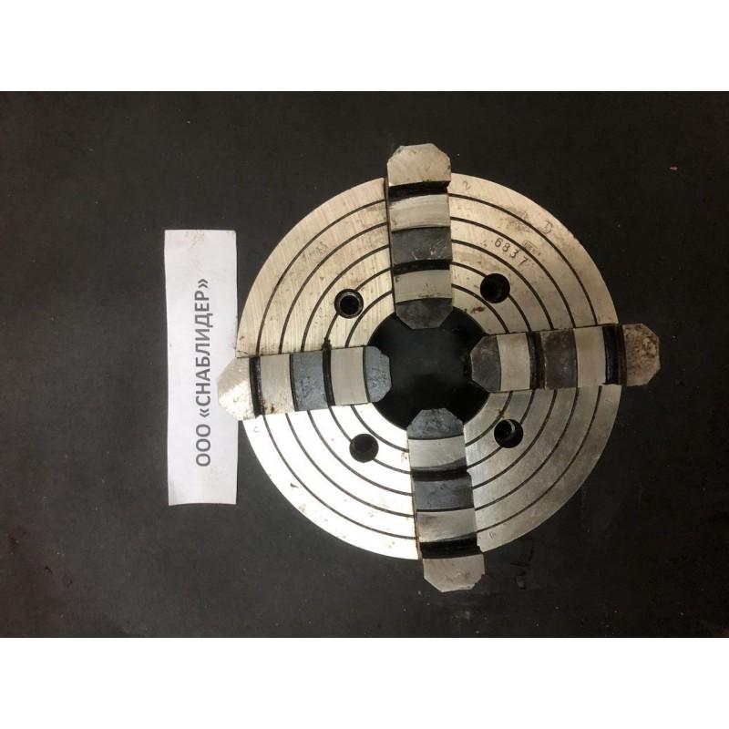 snablider102.ru - Патрон 4-х кулачковый (7103-0045 К6) ф250