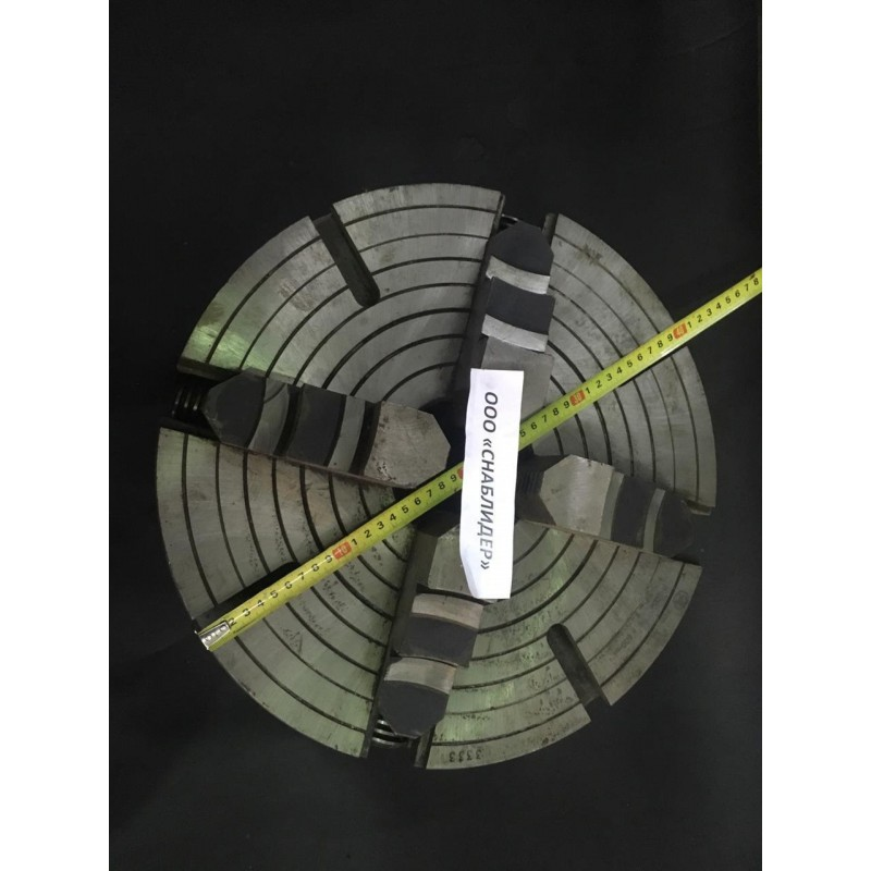 snablider102.ru - Патрон 4-х кулачковый (7103-0049 К6) ф400