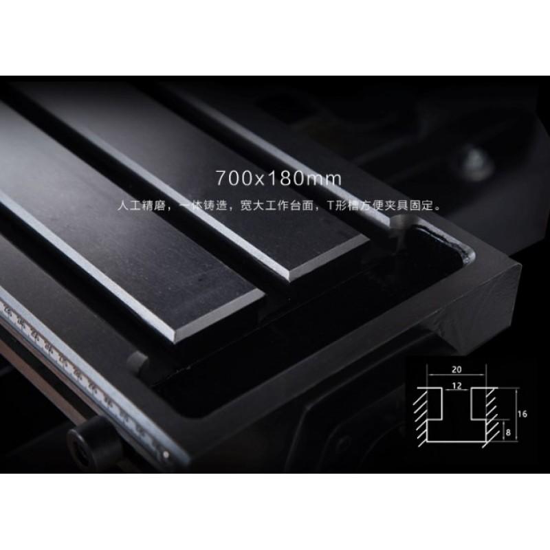 snablider102.ru - Сверлильно-фрезерный станок-CTZX32