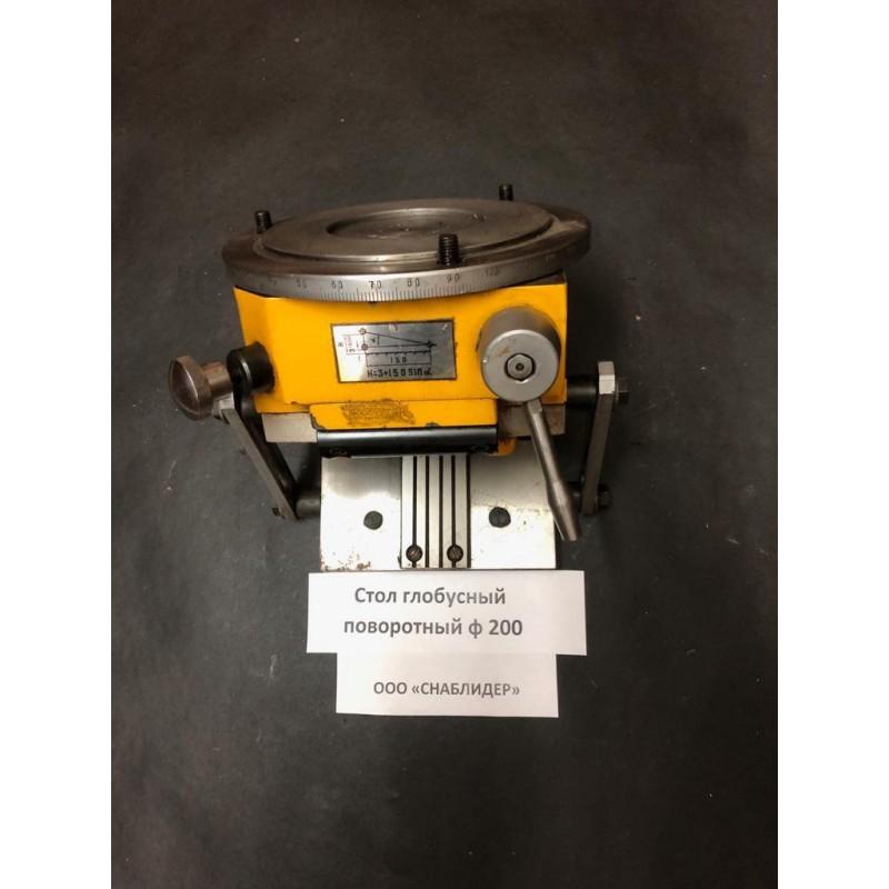 snablider102.ru - Стол глобусный поворотный ф 200